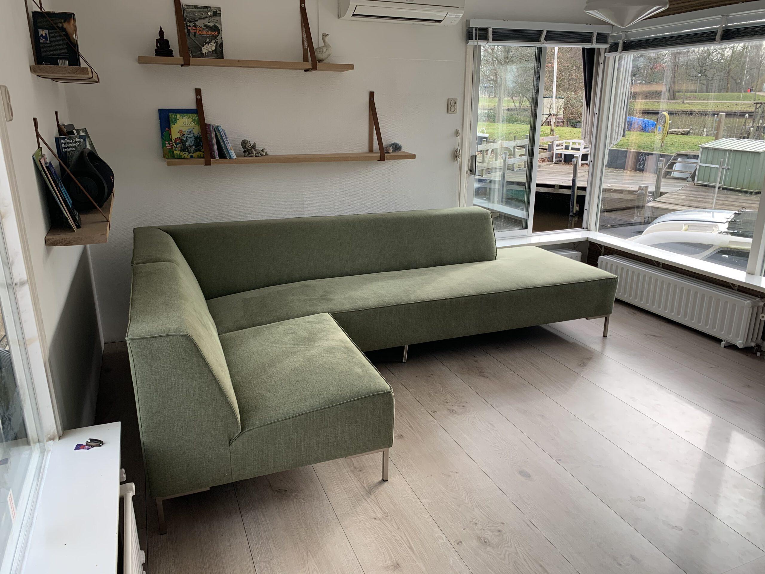 Acacia extra klange ottoman complete set € 2.550,=